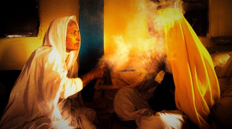 Lalon Shah- Rijia fakirani (Guru Ma), wife of Abdur Rob fakir