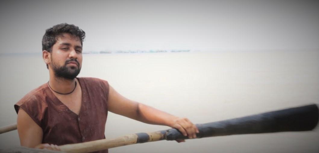Alvi Ahmed in The Rain Is Forecast film