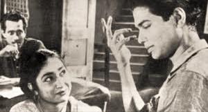 """A shot From """"Jibon Theke Neya """"- Language Movement & Cinema"""