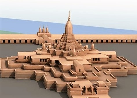 Paharpur Boddho Bihar 3D