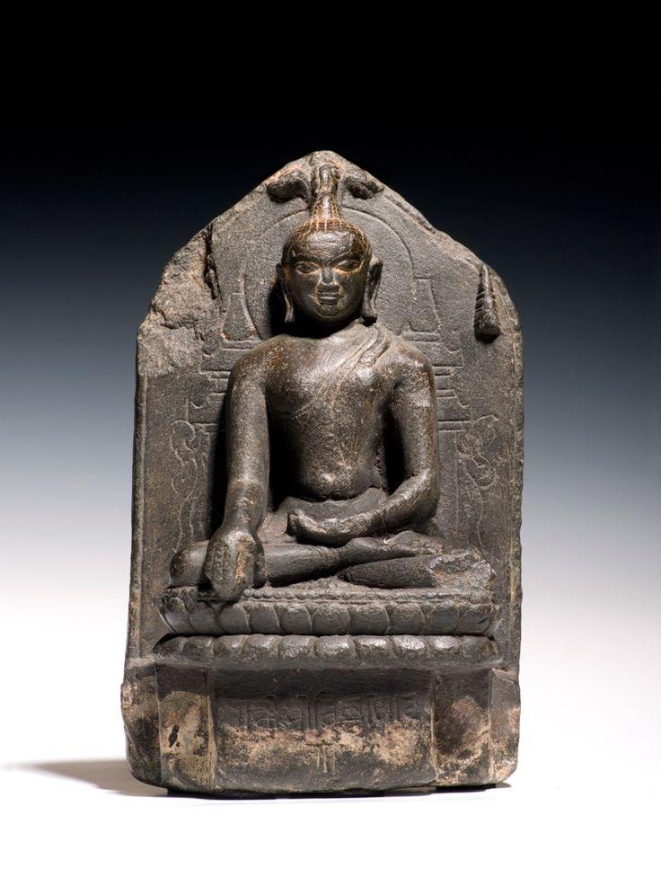 buddha_Pall sculpture