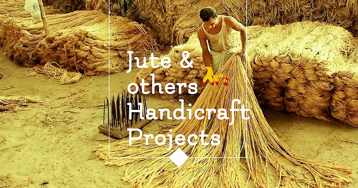 jute handicraft _ jute products _Art Culturebd
