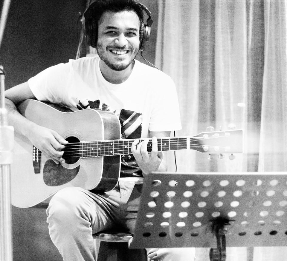 young bangladeshi musician ahnaf anik