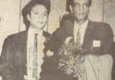 Uttam Kumar and Satyajit Ray Together