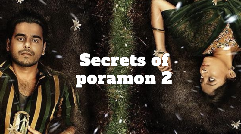 Secrets of poramon 2