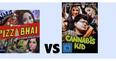 Pizza Vai vs Kid Cannabis